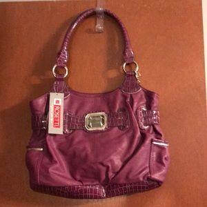 Rosetti Purple Bag